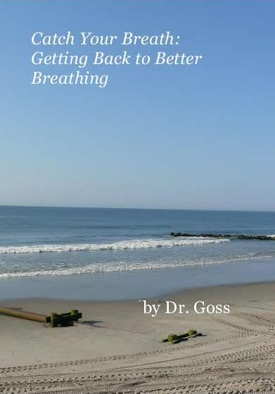 Book cover for Catch Your Breath: Getting Back to Better Breathing