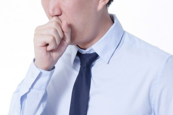 Man with Chronic Cough