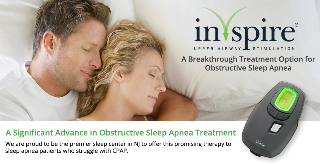 Inspire Sleep Therapy for Obstructive Sleep Apnea